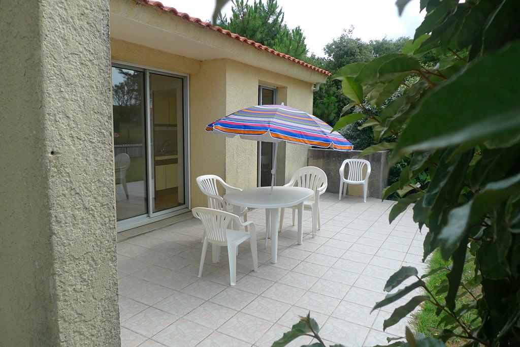 Villa  5 personnes jard sur mer P1050090