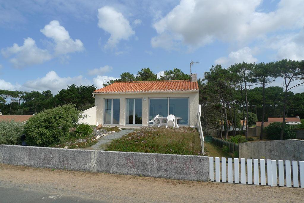 Location villa 6 - 7 personnes vue mer