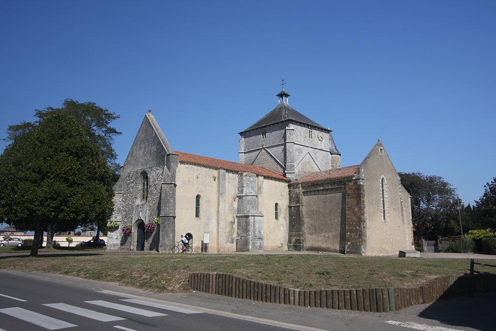 Eglise de Jard sur mer