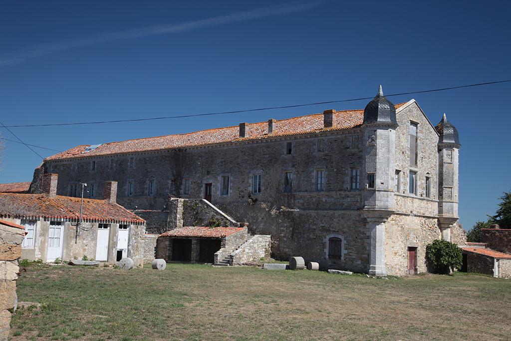 L'abbaye du Lieu-Dieu
